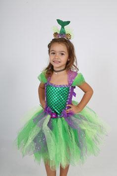 Costume de Licorne Vert ou Bleu