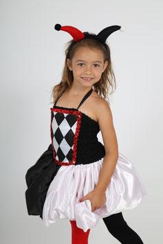 Costume robe d'Arlequin