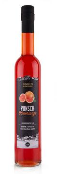 Blutorangen-Punsch 25% vol. (0,5 Liter)