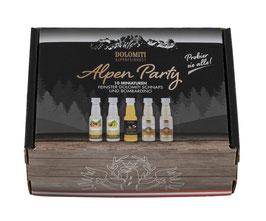 10er Alpen Party Box