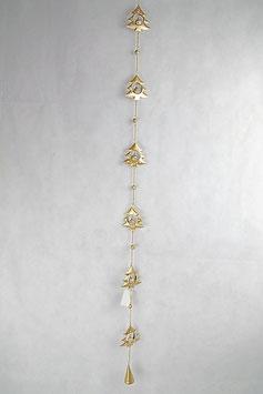 Hängegirlande Gold Baum