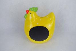 Huhn gelb