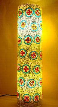 Mosaiktischlampe 2