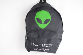 Rucksack I don`t believe in human
