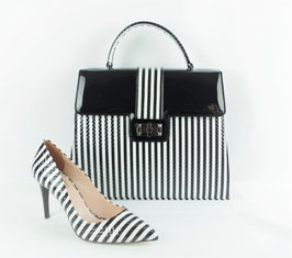 Zebra 1 (schwarz)