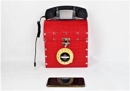 Telefontasche mit Funktion Bordo