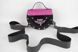 Single Tasche (halb) Pink