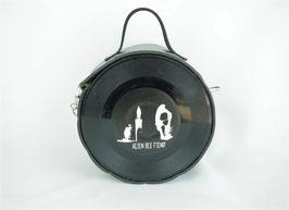Single Tasche Gothic schwarz
