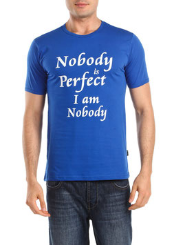 Nobody is perfect ,I am Nobody