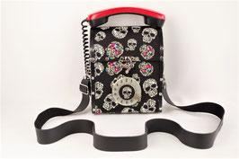 Telefontasche Totenkopf