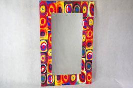 Wandspiegel8 - 80cm x 49cm x 2cm