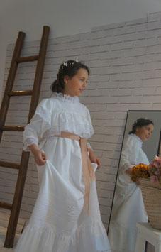 Vestido comunión Corinthos
