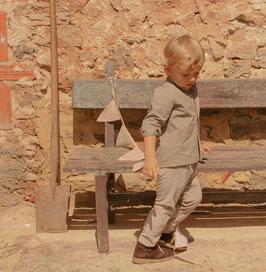 Pantalón niño largo