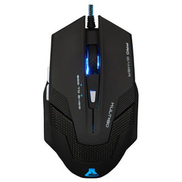 The G-Lab Kult 80 Ratón Gaming 2400DPI Negro