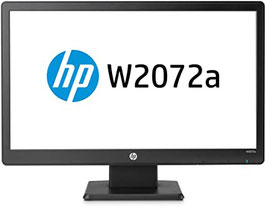 "HP W2072A 20"""