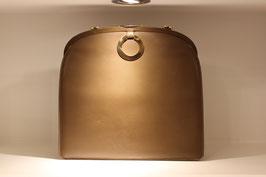 Tasche Goldpfeil groß braun