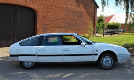 Citroen CX Limousine Vermietung nur mit Fahrer