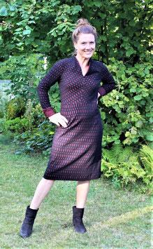Kleid Kathlyn  Grid