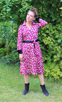 Kleid Sandra Physalis pink