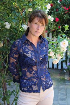 Bluse Anne Fontaine Cendra