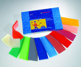 Artikel Nr. 51200 - Knetbienenwachs 12 Farben