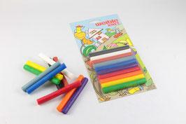 Art. Nr. 09121 - fantasia Knet 10 Farben 150g Blister