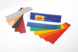 Artikel Nr. 63000 - Wachsfolien 12 Farben