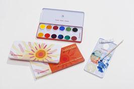 Artikel Nr. 46000 - Deckfarbkasten 12 Farben
