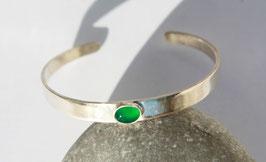 Bracelet Pierre Onyx Vert
