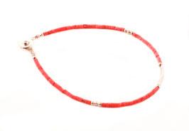 Bracelet corail végétal