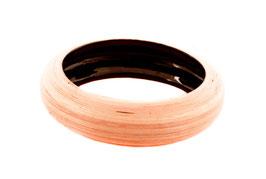 Bracelet brut (intérieur laqué)