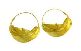 Boucles d'oreilles Peul Traditionnelles