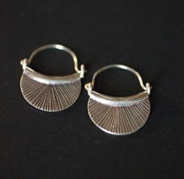 """Boucles d'oreilles """"Soleil Couchant"""""""