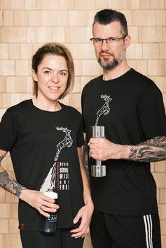 Sport-Funktions T-Shirt