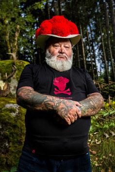 """T-Shirt """"blackest-forest"""" für ihn"""