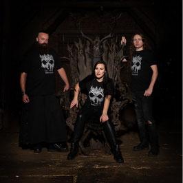"""T-Shirt """" Forest-Skull"""""""