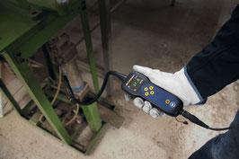 SDT LEAKChecker - Ortung von Druckluft, Gas- und Vakuumleckagen