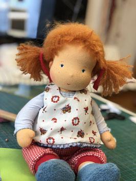 Bastelpackung für grosse Puppe