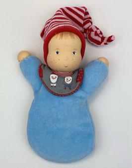 """Einschlafhilfe - Puppe mit """"Gewicht"""" ohne Füsse"""