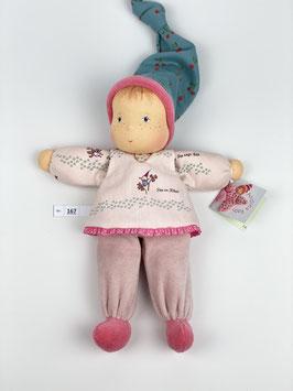 Böllerpüppchen Wolle mit Kleid 167