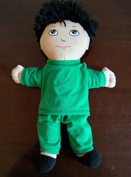 Verschiedene Puppen