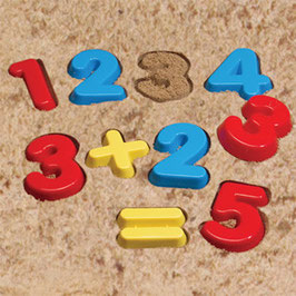 123 Sandformen
