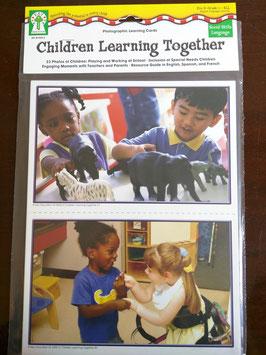 Bildkarten Kinder mit Handicaps