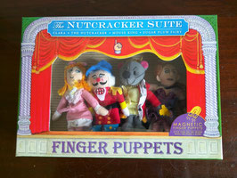 Nussknacker Fingerpuppenset