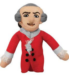 Fingerpuppe Mozart
