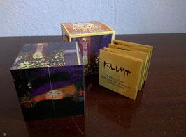 Kunstwürfel Klimt