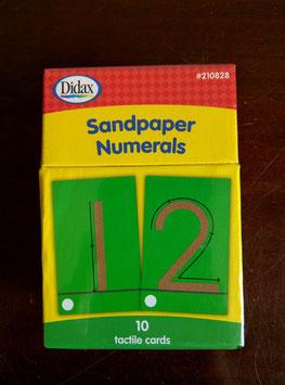123 Sandpapier
