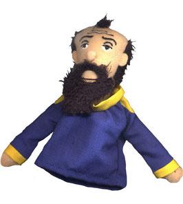 Fingerpuppe Gustav Klimt