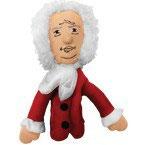Fingerpuppe Isaac Newton