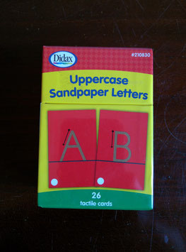 ABC Sandpapier